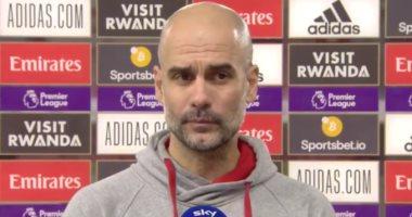 جوارديولا: نحترم جميع الفرق الألمانية وكنا نستحق الفوز بدوري الأبطال فى كل مرة خسرناها