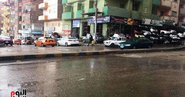 الطقس السيئ يضرب عددًا من المحافظات.. ألبوم صور