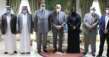 تعرف على لقاء محافظ جنوب سيناء بأعضاء مجلسى النواب والشيوخ