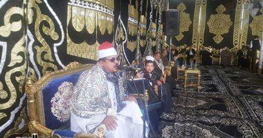 توافد المئات على عزاء رجل الأعمال ياسين عجلان.. وحضور القارئ الشهير ممدوح عامر