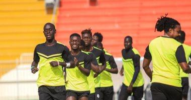 ساكو وسيلا فى هجوم تونجيث ضد الزمالك بدورى أبطال أفريقيا