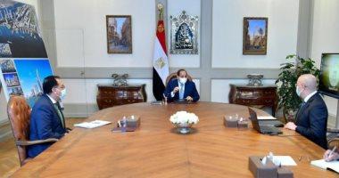 الرئيس السيسي يوجه بتدقيق جميع البيانات ذات الصلة بمشروع تطوير الريف المصرى
