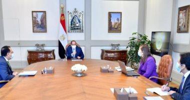 الرئيس السيسى يوجه بتحديث الملف الوظيفي لجميع العاملين بالحكومة