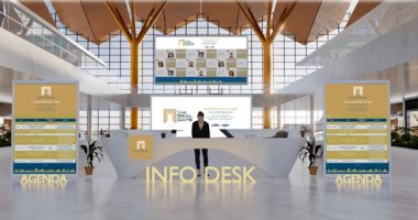 """معرض """"ذا ريل جيت"""" للعقارات يقدم تجربة افتراضية فريدة للتغلب على قيود السفر"""