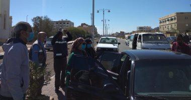 أعمال إحلال وتجديد للشوارع بمدينة سفاجا.. وحملة لتطبيق الإجراءات الاحترازية