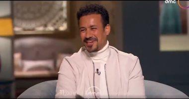 """أحمد داوود: أكتر شخصية بحبها لـ علا """"ماجى"""" فى مسلسل بـ100 وش"""