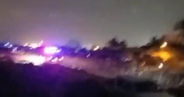 بث مباشر من الإسكندرية.. غرق مركب على متنه عائلة فى بحيرة مريوط