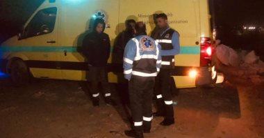 التفاصيل الكاملة لمصرع وإصابة 20 شخصا فى حادث غرق مركب مريوط بالإسكندرية