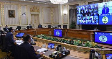 رئيس الوزراء يستعرض استراتيجية البنك المركزى للأمن السيبرانى وخدمات الدفع الإلكترونى