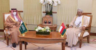 السعودية نيوز |                                              وزيرا خارجية عمان والسعودية يبحثان التعاون الثنائى وتعزيز المصالح المشتركة