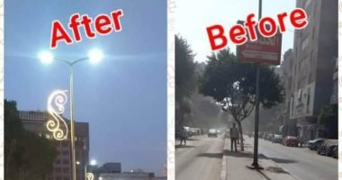 محافظ القاهرة يفتتح أعمال تطوير شارع المنيل بمصر القديمة.. فيديو