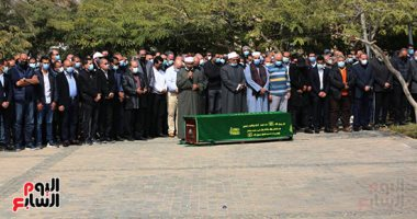 إقامة عزاء رجل الأعمال حسين صبور السبت فى المجمع الإسلامى بالشيخ زايد