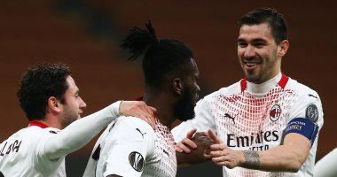 ميلان يتأهل لدور الـ16 من الدوري الأوروبي بتعادل إيجابي مع النجم الأحمر