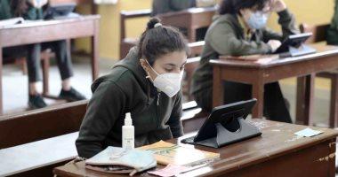 إتاحة منصة الامتحان الإلكترونى لطلاب 2ثانوى بـ15محافظة لاختبار اللغة الثانية