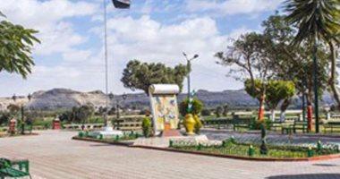 طوله 6000 متر.. كورنيش المنيا تحفة حضارية تزين عروس الصعيد.. لايف