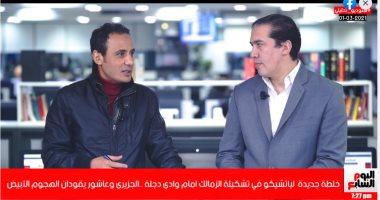 طارق السيد يشيد باستبعاد أحمد سيد زيزو من مباراة وادى دجلة و الزمالك.. فيديو