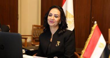 مايا مرسى تحيى الذكرى الـ65 لمنح المرأة حق الانتخاب بصور من مشاركاتها السياسية