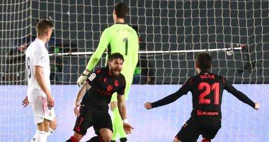 صورة ترتيب الدوري الاسباني بعد تعادل ريال مدريد ضد سوسيداد