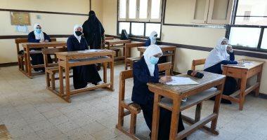 127 ألف طالب يؤدون امتحان القرآن فى أول أيام امتحانات الشهادة الإعدادية الأزهرية