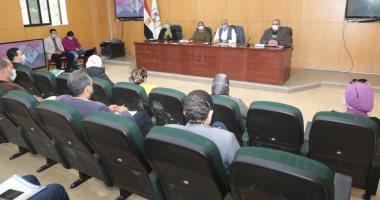 تعرف على أعمال لجنة التنمية المستدامة لتحسين مستوى الخدمات والنهوض بالقرى