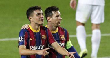 ميسي وبيدري على رأس قائمة برشلونة ضد إشبيلية في كأس ملك إسبانيا