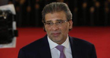 المخرج خالد يوسف يحضر جنازة شقيقه اليوم فى كفر شكر بالقليوبية