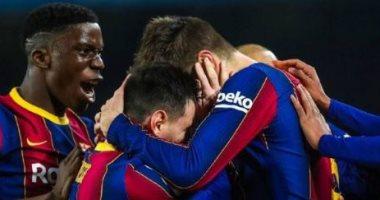 برشلونة بعد الفوز على إشبيلية: إلى النهائى من أوسع الأبواب