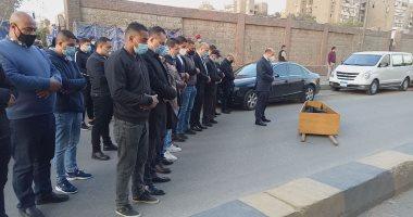 دفن جثمان اللواء كمال عامر رئيس لجنة الدفاع بالنواب بمقابر مصر الجديدة