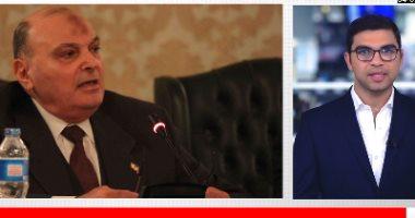 الرئيس السيسى ينعى اللواء كمال عامر فى تغطية خاصة تليفزيون اليوم السابع