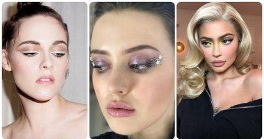 مكياج عيون على طريقة المشاهير وعارضات الأزياء أبرزهن جيجى حديد وكايلى جينر