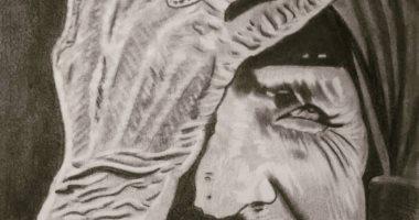قارئ من الإسماعيلية يشارك صحافة المواطن عددا من البورتريهات الفنية