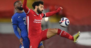 صورة ليفربول ضد تشيلسى.. جوتا يشارك بدلا من محمد صلاح فى الدقيقة 62