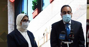 رئيس الوزراء: زيادة أعداد المواطنين المرشحين للتطعيم بلقاح كورونا الفترة المقبلة