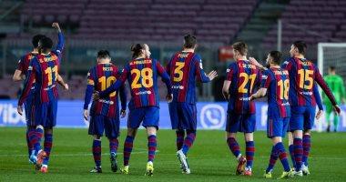 كل أهداف الأربعاء.. ريمونتادا برشلونة ضد إشبيلية وتعادل قاتل لـ ميلان