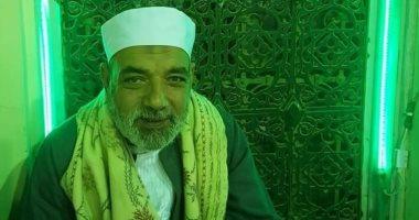 """حسن الخاتمة.. """"الشيخ أشرف الغامرى"""" توفى أثناء قراءته القرآن فى عزاء صديقه.. صور"""