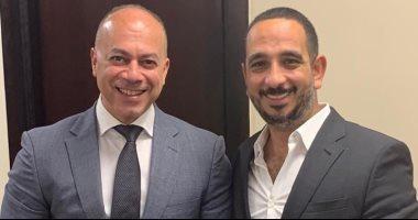 المتحدة تتعاقد مع طارق الجناينى على مسلسل ريهام حجاج لعرضه فى رمضان المقبل