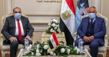 """تعاون بين الإنتاج الحربى والعربية للتصنيع لتوفير مستلزمات مبادرة """"حياة كريمة"""""""