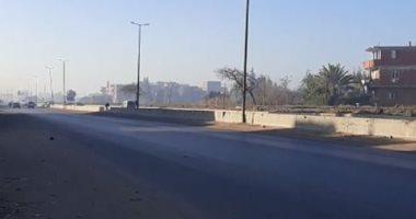 بث مباشر.. لو عندك مشوار.. تعرف على حركة المرور بطريق إسكندرية الزراعى