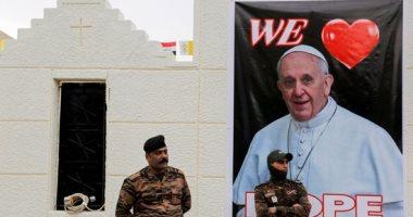 بابا الفاتيكان يعود إلى بغداد لحضور قداس بكاتدرائية القديس يوسف الكلدانية
