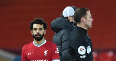 صورة ليفربول ضد تشيلسى.. تغريدة مثيرة من وكيل صلاح بعد استبداله