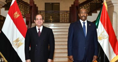 الرئيس السيسي فى مؤتمر صحفى بالسودان: مصر ستظل معكم قلباً وقالباً