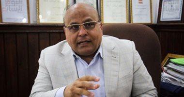 اللواء محمد رجائى  رئيس الإدارة المركزية لحدائق الحيوان