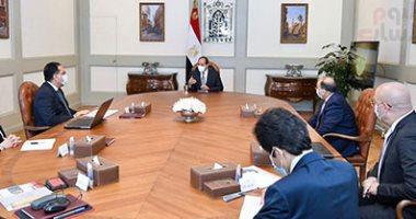 الرئيس السيسى يتابع الموقف التنفيذى للمشروع القومى لتطوير قرى الريف المصرى