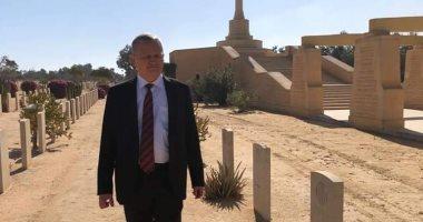 سفير روسيا بالقاهرة: نتعاون مع مصر للحفاظ على الأمن فى الشرق الأوسط