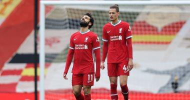 """ليفربول يحقق سجلا تهديفيا سلبيا على """"أنفيلد"""" فى 2021"""
