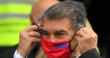 الأهلي يهنئ برشلونة برئيسه الجديد خوان لابورتا