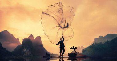 """100 صورة عالمية.. """"صباح الرزق"""" الصيد على الطريقة القديمة فى الصين"""