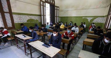 حصاد الوزارات.. التعليم تتيح رابطا لطلاب الثانوية لتسجيل ملاحظاتهم على الامتحان التجريبى