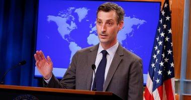 الولايات المتحدة تعلن رفضها أى إجراءات أحادية فى أزمة سد النهضة.. ومتحدث الخارجية الأمريكية يؤكد استمرار بلاده في دعم الجهود لحل الأزمة.. والبيت الأبيض: مستشار الأمن القومى ناقش مع إثيوبيا أهمية مواصلة الحوار