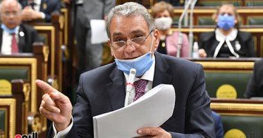 """بدء الجلسة العامة لمجلس النواب لاستكمال مناقشة قانون """"الصلح الواقى"""""""